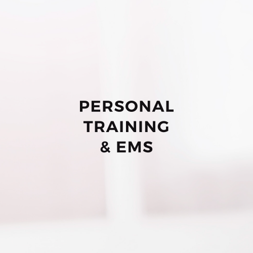 Personal Training & EMS